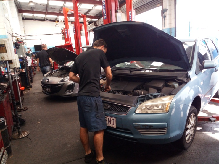 Mechanical Repairs