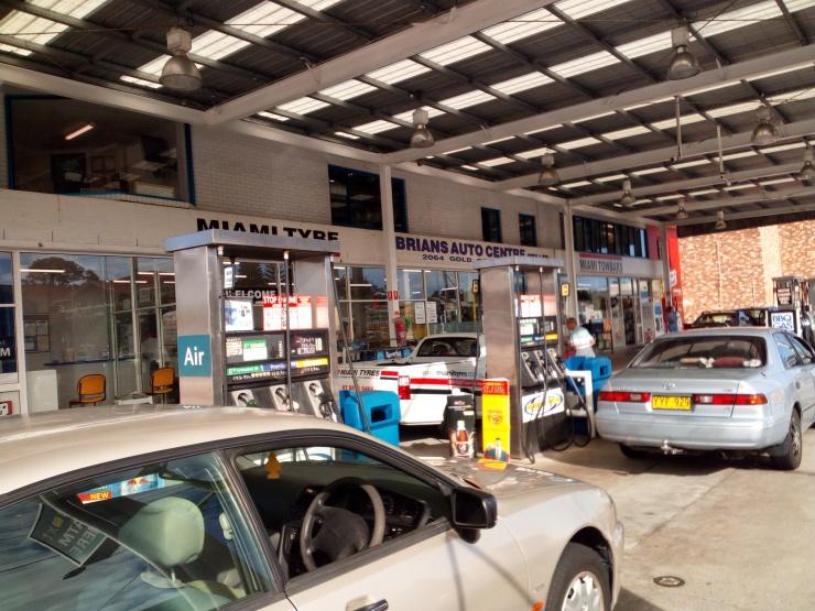 Brians Auto Centre