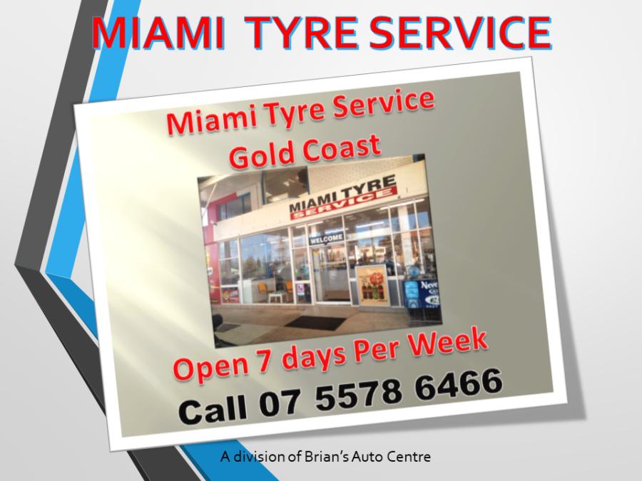 Miami Tyre Service